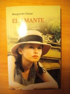 El amante, en traducción de Ana María Moix en RBA Coleccionables.