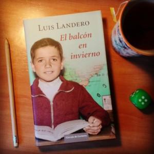 Luis Landero - El balcón en invierno
