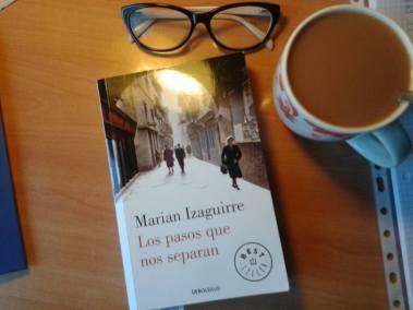 Marian Izaguirre - Los pasos que nos separan pic