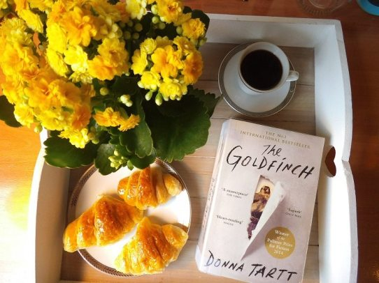 Donna Tartt - The Goldfinch