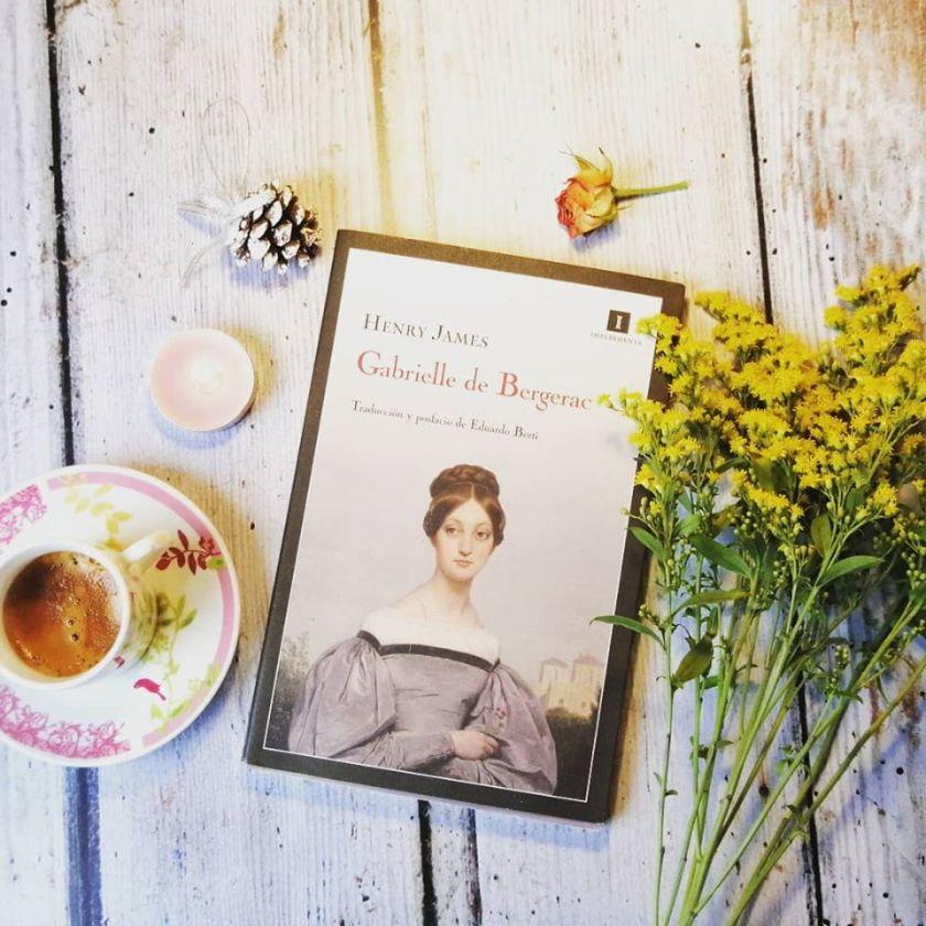Henry James - Gabrielle de Bergerac