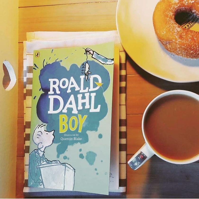 Roald Dahl - Boy